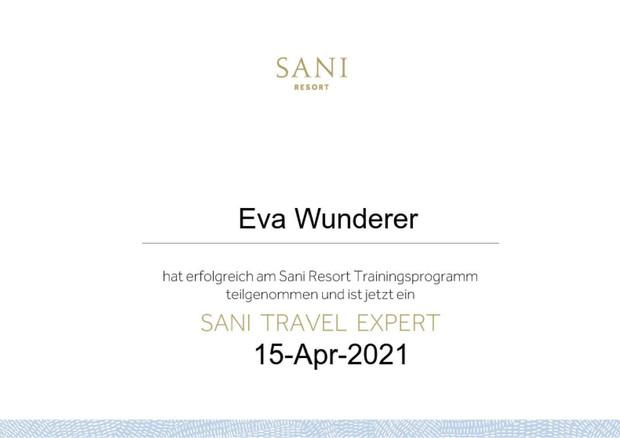 Sani Resort Experte