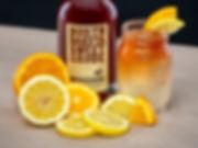 Cocktail drink recipe, Dakota Sweet Lemonade, with North Dakota Sweet Crude