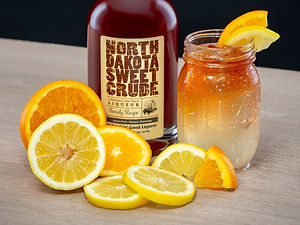 North Dakota Sweet Crude cocktail drink recipe, Dakota Sweet Lemonade