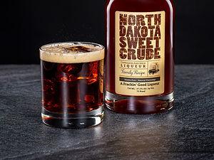 North Dakota Sweet Crude cocktail drink recipe, Grandpa's Root Beer