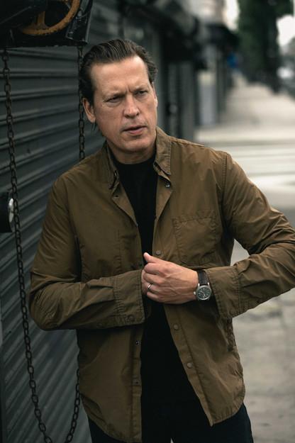 Actor/ producer, Thomas Hildreth publicity photo