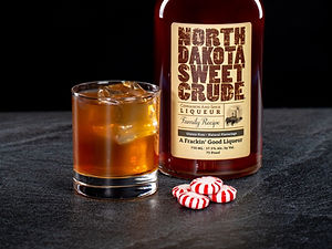 North Dakota Sweet Crude cocktail drink recipe, The Zapper