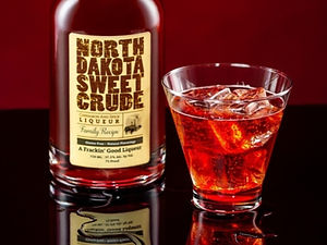 North Dakota Sweet Crude cocktail drink recipe, Hot Tamale