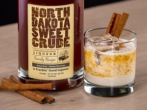 North Dakota Sweet Crude cocktail drink recipe, Cinnamon Toast Crunch