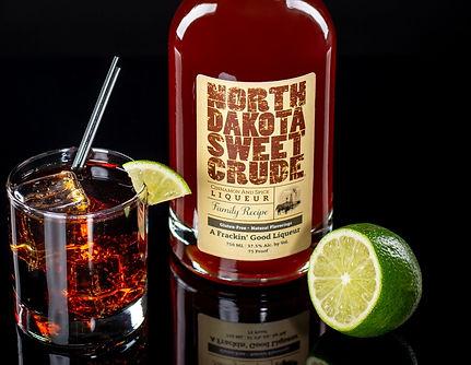 North Dakota Sweet Crude cocktail drink recipe, Hardhat