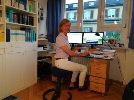 Im Büro