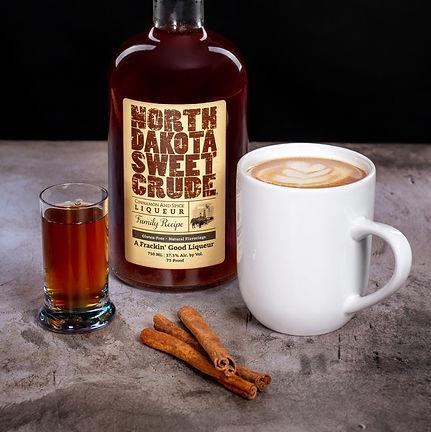 North Dakota Sweet Crude cocktail drink recipe, Sugar Cookie