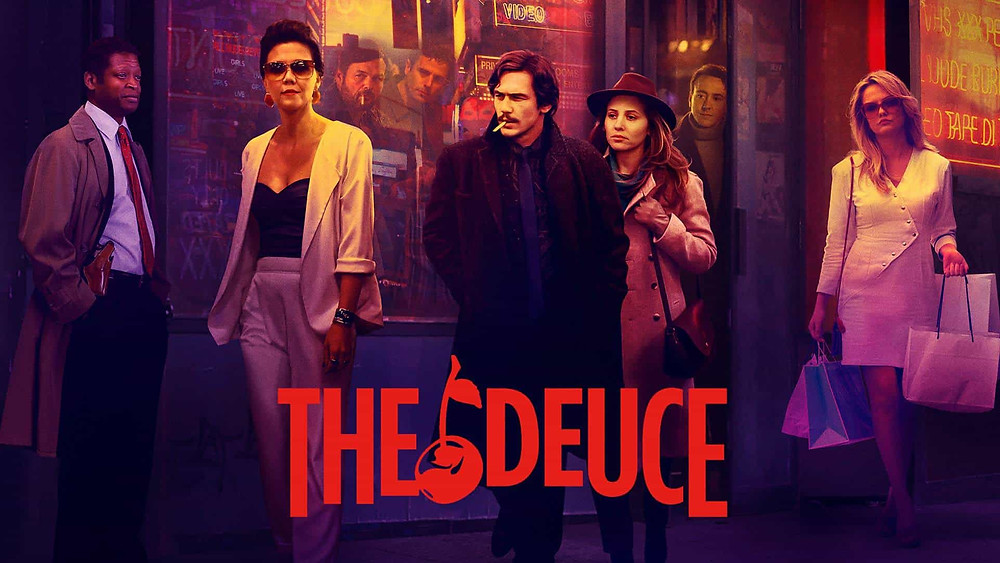 Actor/ producer Thomas Hildreth shot an episode on HBO's The Deuce