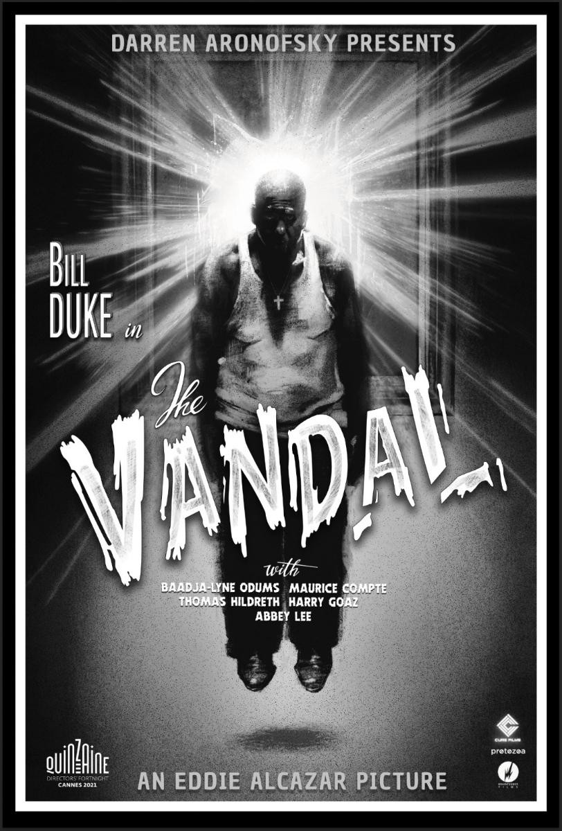 Darren Aronofsky presents The Vandal, a film by Eddie Alcazar, starring Bill Duke and Thomas Hildreth