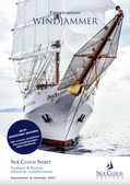 SEA CLOUD SPIRIT Katalog September-Oktober 2021