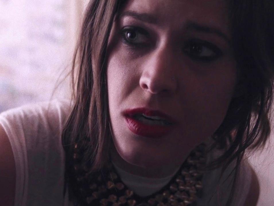 Nicole Vogt-Lowell starring opposite BREAKING BAD's Mark Margolis in B.I.I.D.
