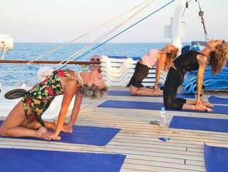 Yoga-Segelreisen