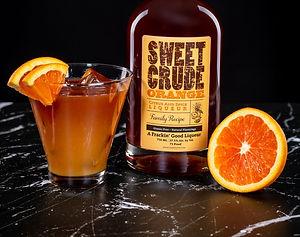 North Dakota Sweet Crude & Sweet Crude Orange cocktail drink recipe, Volkswagen