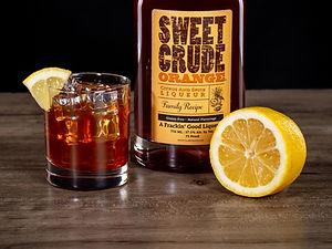 North Dakota Sweet Crude & Sweet Crude Orange cocktail drink recipe, Boxcar