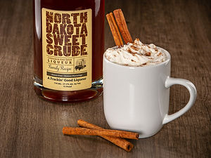 North Dakota Sweet Crude cocktail drink recipe, Harvest Cream