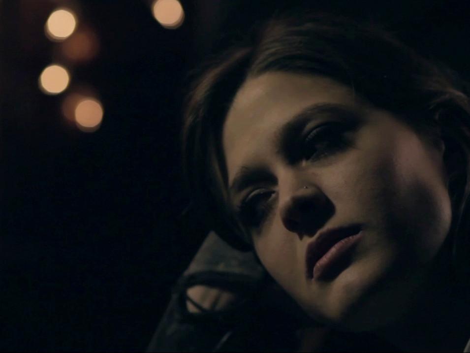 Nicole Vogt-Lowell starring in HELLEQUIN