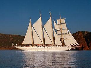 Star Flyer Segelschiff Kreuzfahrt