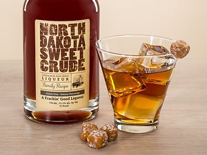 North Dakota Sweet Crude cocktail drink recipe, Blowout