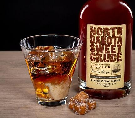 North Dakota Sweet Crude cocktail drink recipe, Slow Poke