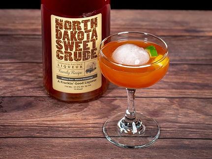 North Dakota Sweet Crude cocktail drink recipe, Bonzai