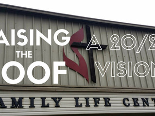 Raising the Roof: a 20/20 Vision