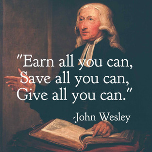 2018 Resolutions: Earn, Save & Give