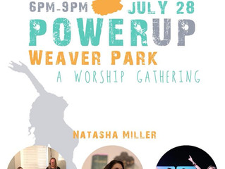 PowerUP Worship in Weaver Park