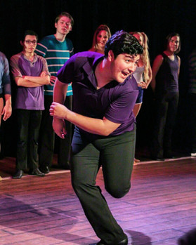 Mike Costa-A Chorus Line