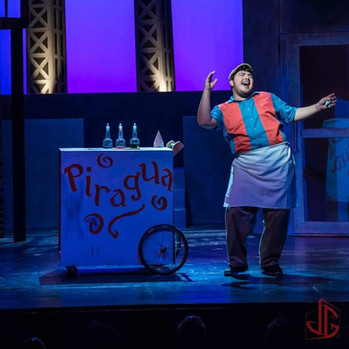 Piraguero-In the Heights
