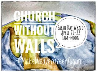 Earth Day Weekend