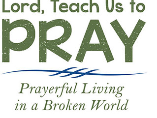 "Bishops' Day of Prayer ""Lord, Teach us to Pray: Prayerful Living in a Broken World"""