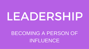 I've Decided I Want To Be A Leader!
