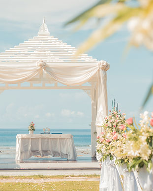 Beach Wedding, Chuppah, Canopy, Outdoor wedding, wedding drape, wedding isle, weddng flowers; luxury wedding; florida weddings; brides; groomsmen; customize flowers; beautiful wedding reception; florist of instagram; floral designer; florist