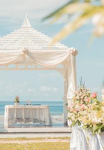 plaj düğün