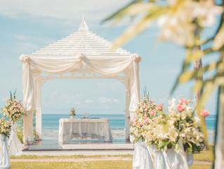 10 bonnes raison de célébrer votre mariage sous les tropiques