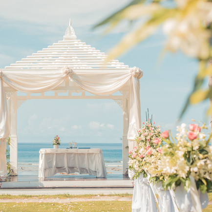 The Average Cost of a Destination Wedding