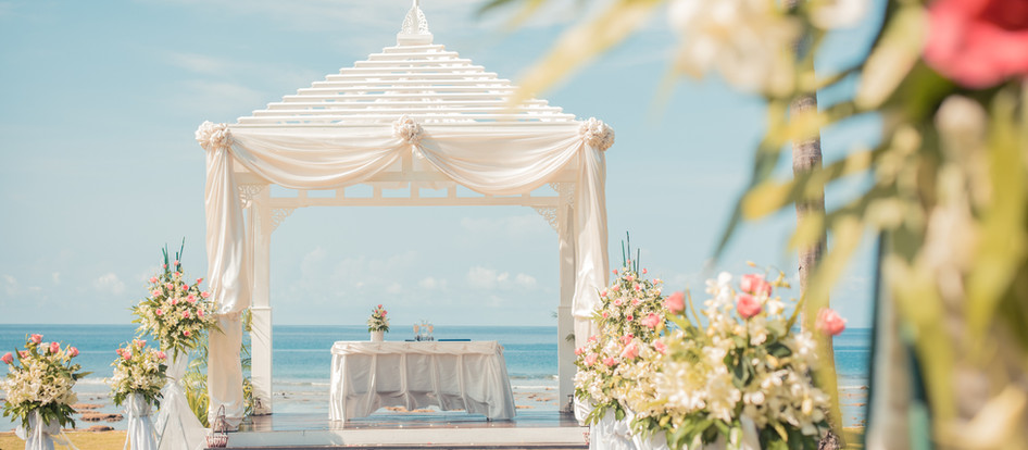 Season Starts for the Destination weddings 2021 !
