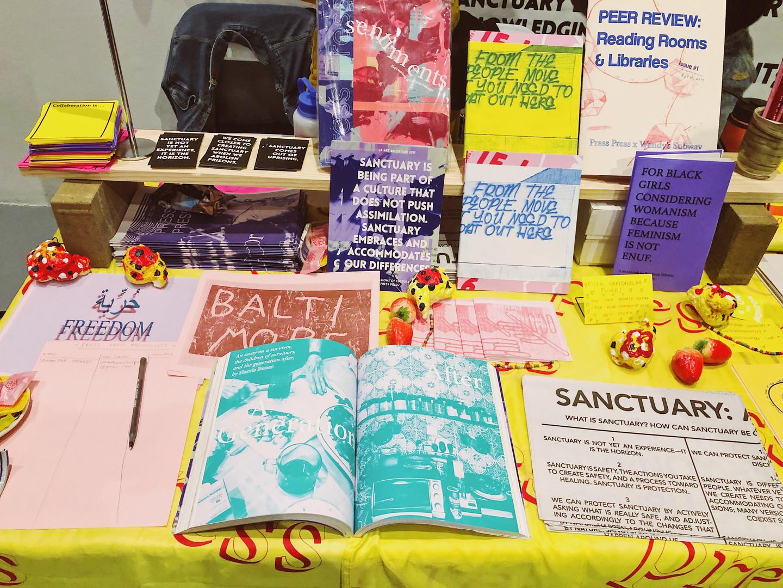 SF Art Book Fair 5