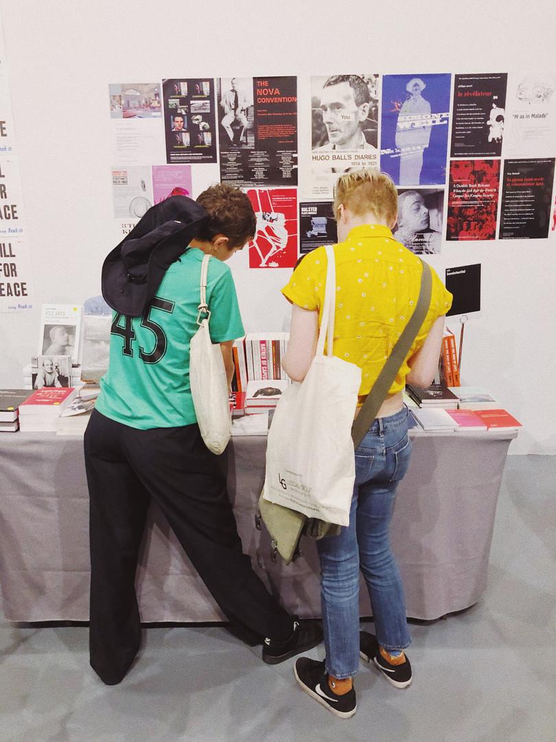 SF Art Book Fair 2