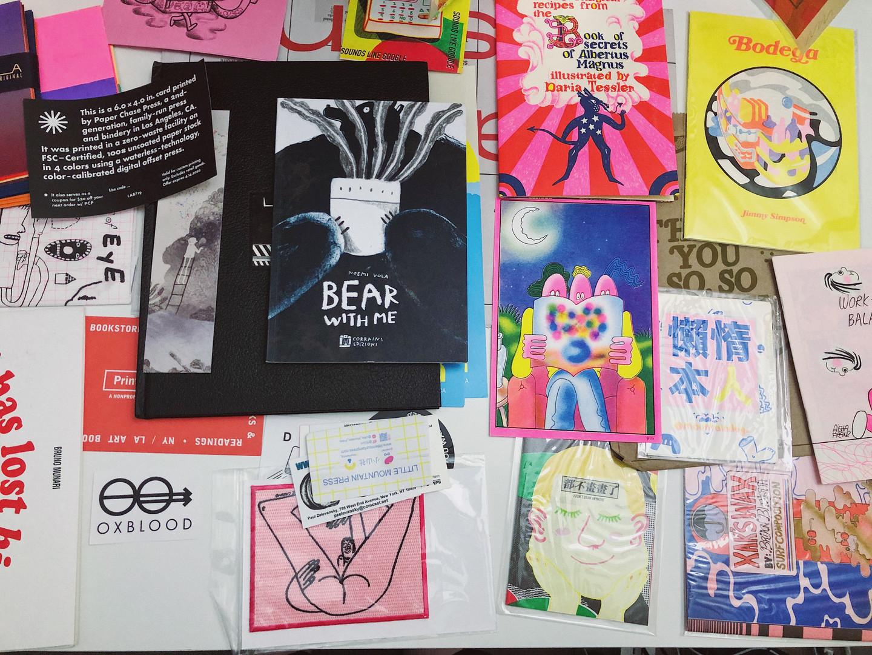 SF Art Book Fair 4