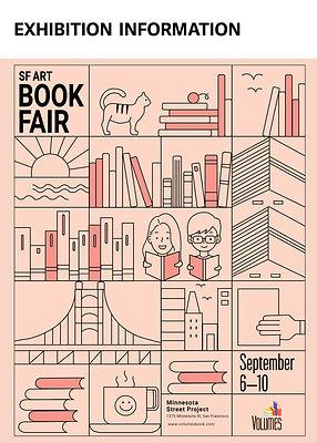 Art book fair Booklet -issuu-0519 cover.