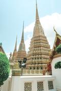 Temple Tour in Bangkok