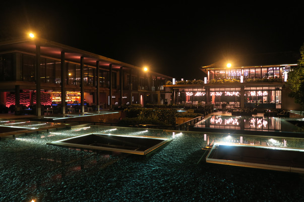 Sri Panwa at Night