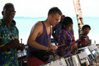 Will playing the Steel Drum in Trinidad & Tobago