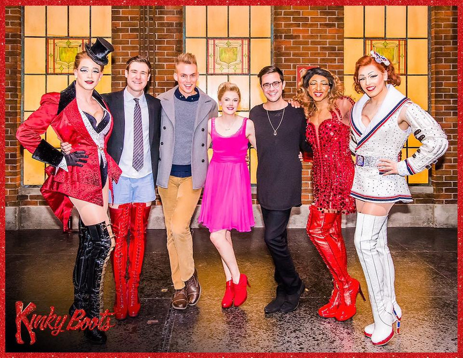 Kinky Boots on The West End