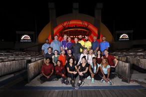 TAR32 Cast at The Hollywood Bowl