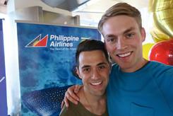 Philippine Airlines 75th Anniversary Par