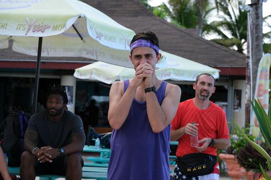 James in Trinidad & Tobago