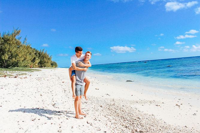 Greetings from Aitutaki