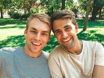 Will & James in Vienna